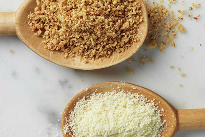 Almond meal and flour